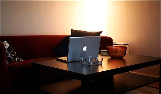 Travailler sans bureau