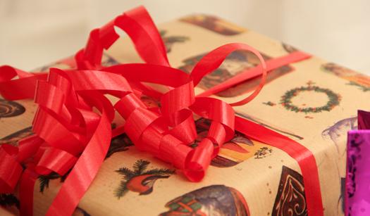 Offrir et recevoir à Noël