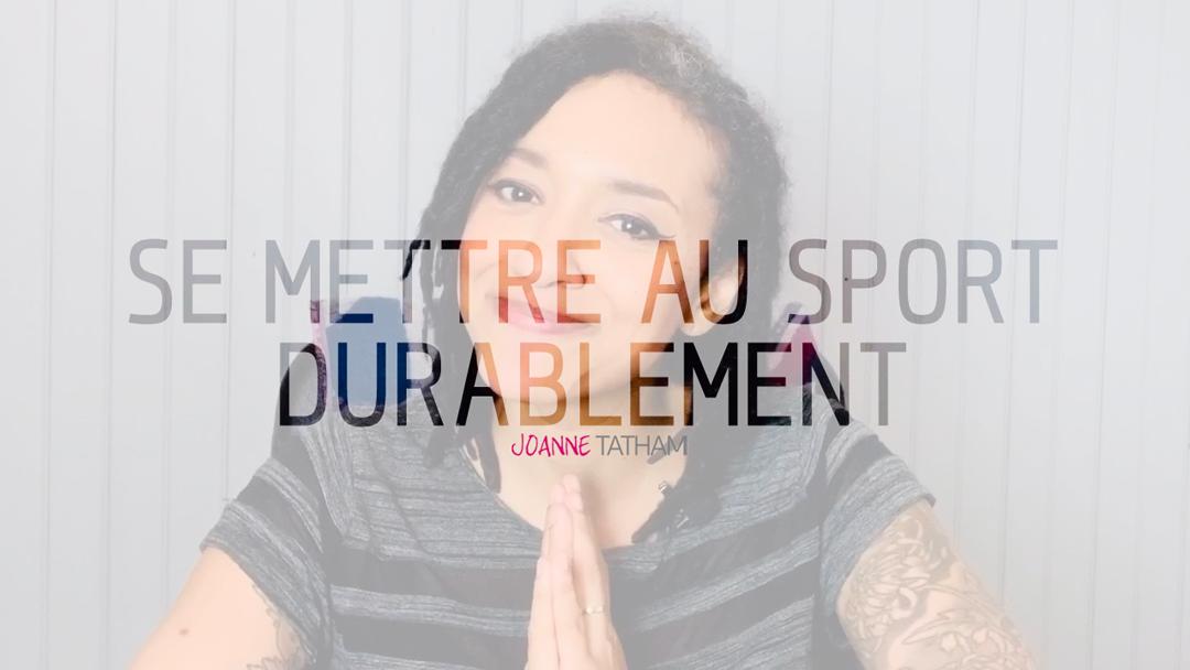 [Video] 4 astuces pour se mettre au sport durablement